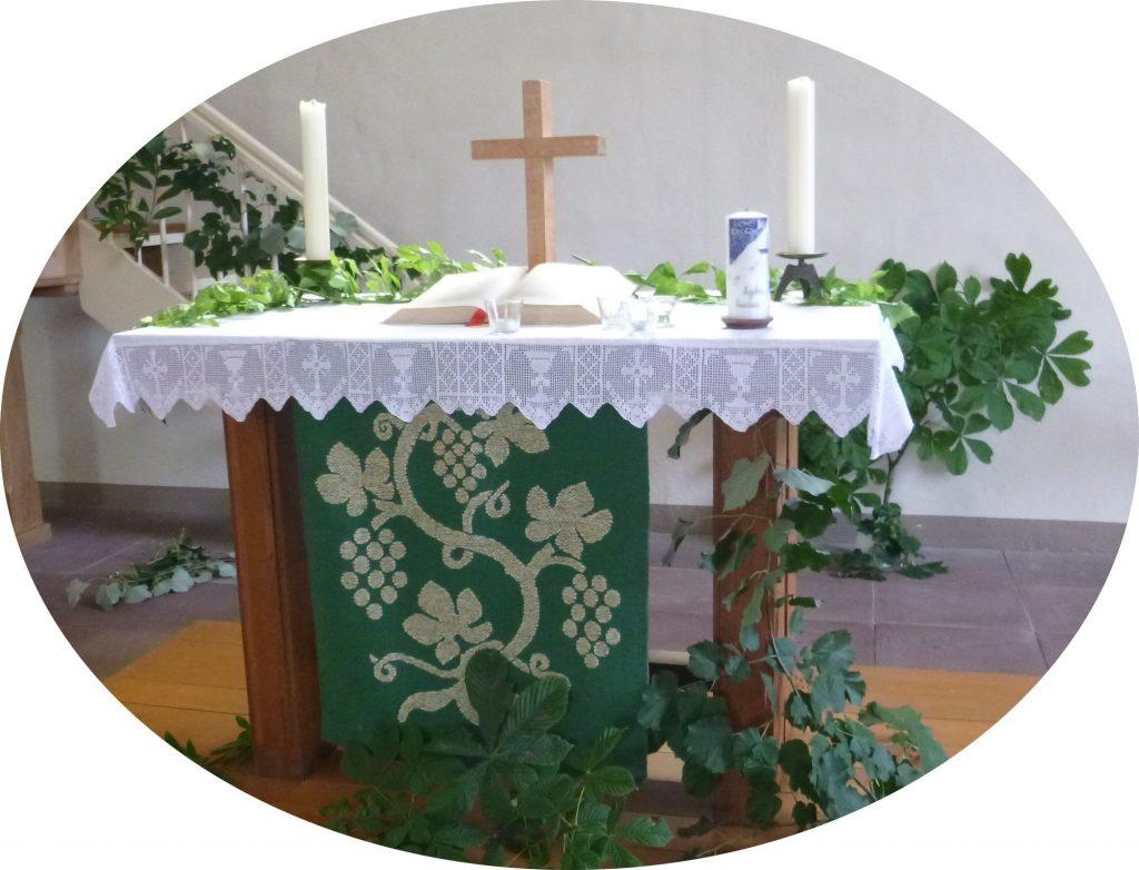 Altar Mariendorf