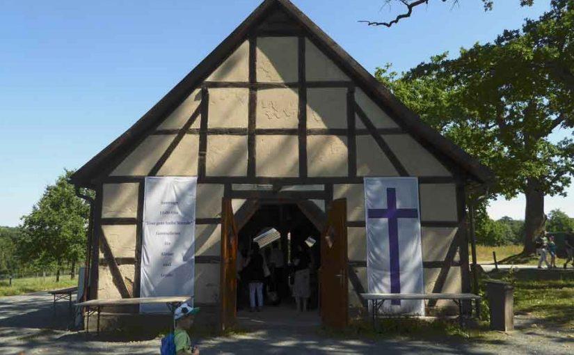 Gottesdienst im Tierpark Sababurg – 2016