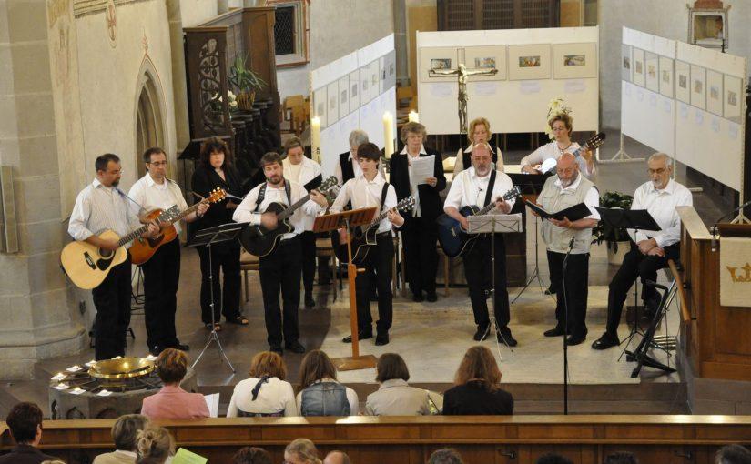 5 Jahre Kirchenband-Immenhausen – Teil 1: Wie es dazu kam