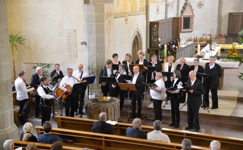 Wie im Himmel – Gottesdienst zu Christi Himmelfahrt 2015