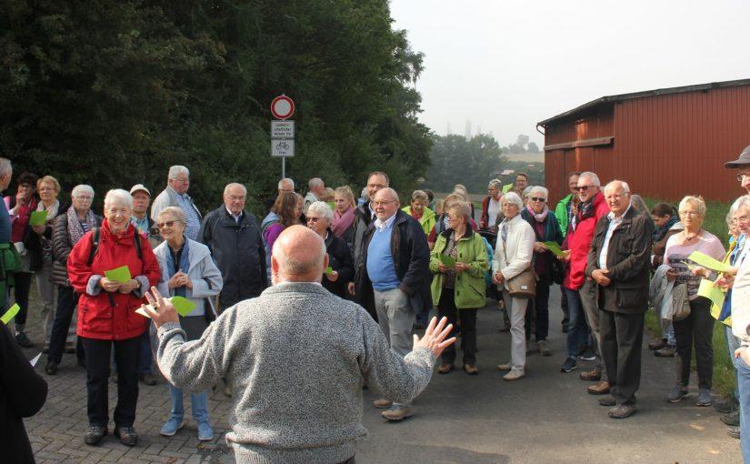 Ökumenische Sternwanderung nach Immenhausen