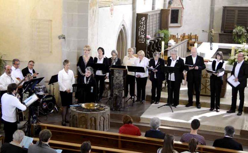 """""""auf Erden wie im Himmel"""" – Gottesdienst und Gemeindefest zu Christi Himmelfahrt 2016"""